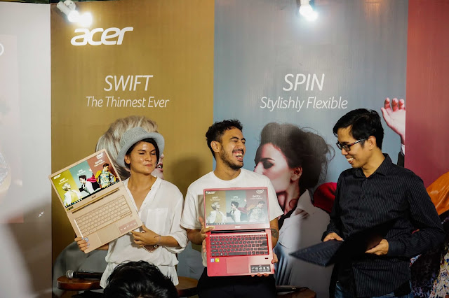 Laptop Acer Swift 5 buat traveling (4). Source: jurnaland.com