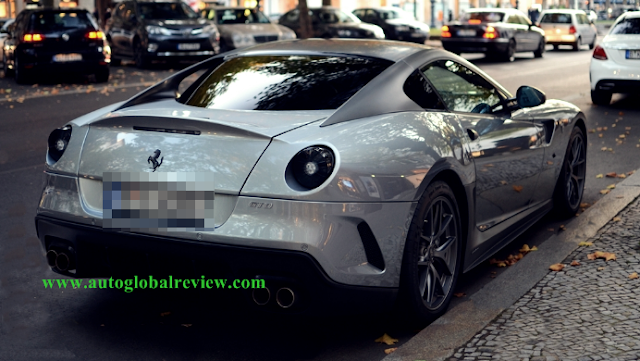 Novitec Rosso Ferrari 599 GTO 2011 Review