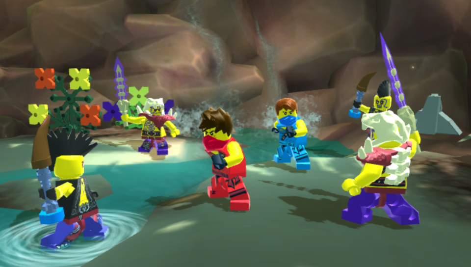 Lego Ninjago Shadow Of Ronin Apk Obb Mali Resimlere Göre Ara Red