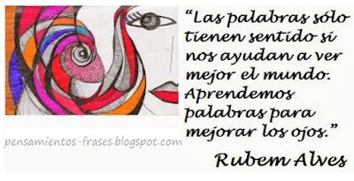 frases de Rubem Alves