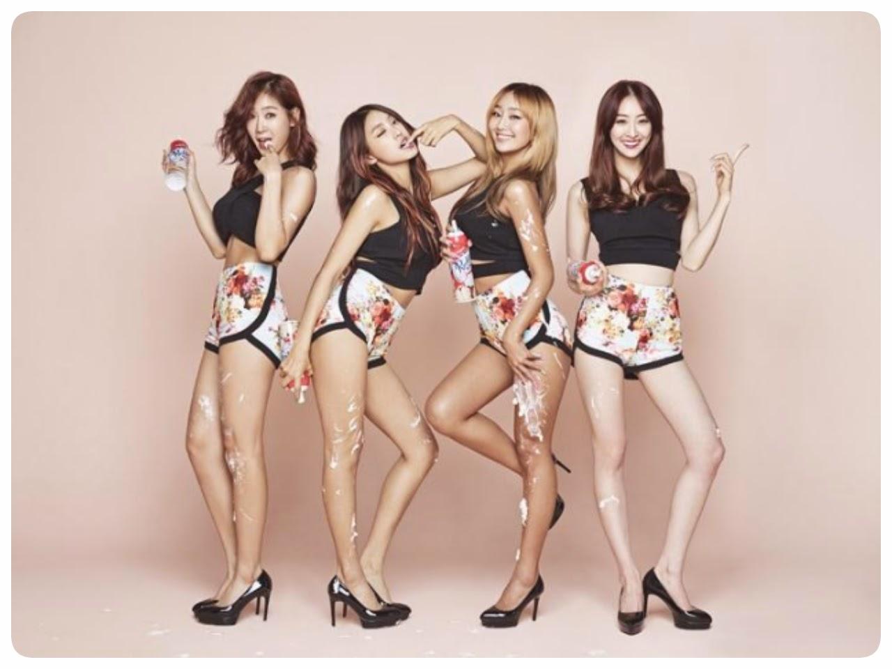 Tracklist Mini Album Ketiga SISTAR 'Touch & Move'