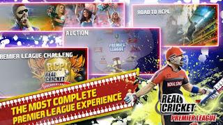 Real Cricket Premier League Mod Apk