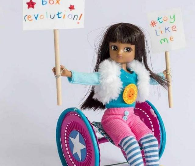 «Toy like me»
