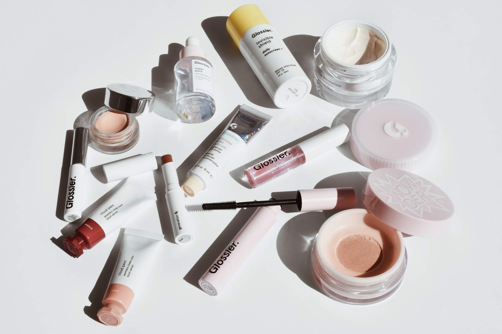 glossier showroom new york nyc noirette diary 10