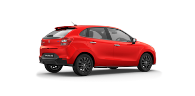 New 2017 Maruti Suzuki Baleno RS Hd Picture