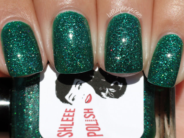 Shleee Polish Emerald Candy