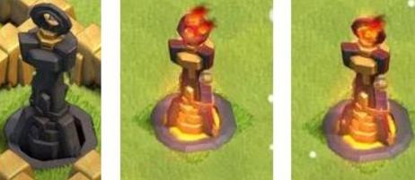 Biaya dan Lama Upgrade Inferno Tower