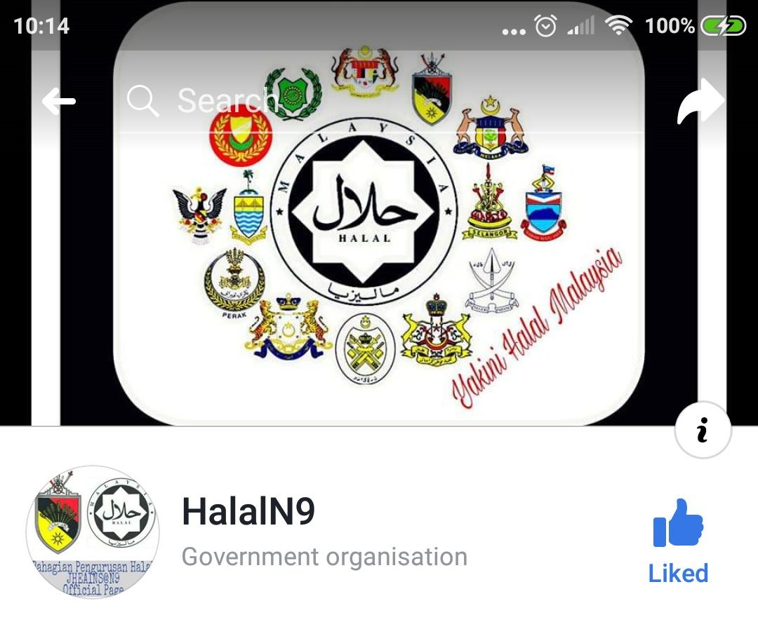 MAJALAH 3 Status Halal Restoran Lian Hwa Rembau Diragui