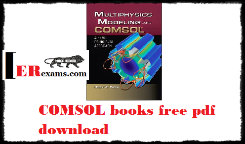 COMSOL books free pdf download