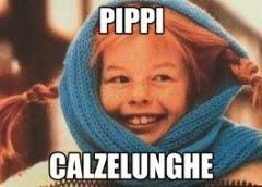 Pippi Calzelunghe testo canzone sigla Tv