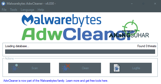 Download AdwCleaner 6.030 Terbaru Free