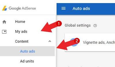 adsense auto ads beta setup in hindi