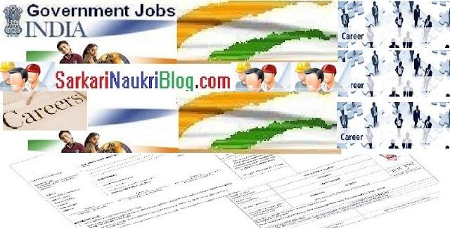 Sarkari Naukri Government Job  http://www.SarkariNaukriBlog.com