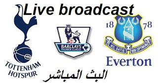 Everton vs Tottenham live on 08.13.2016 English Premier League