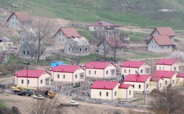 45 familias establecieron residencia permanente en Artsaj