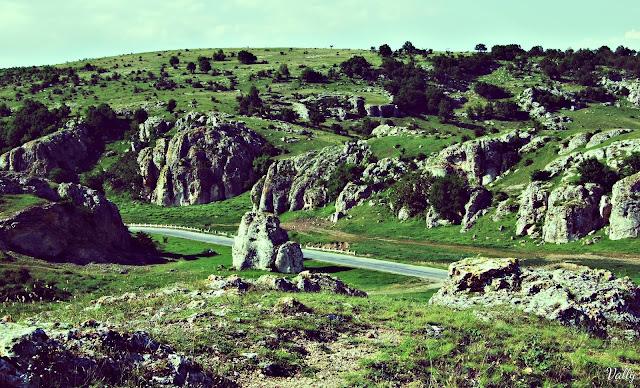 Locuri frumoase din Romania -Cheile Dobrogei