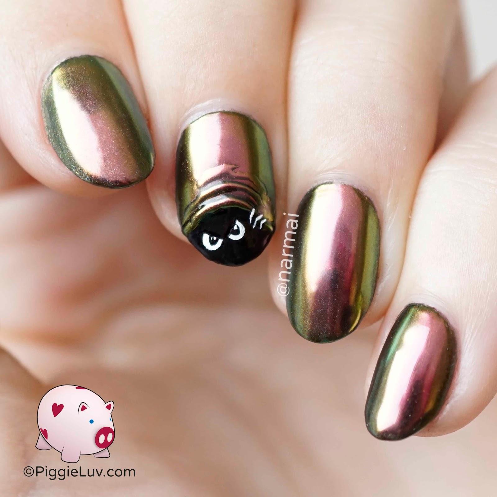 Piggieluv lifting polish nail art lifting polish nail art prinsesfo Gallery