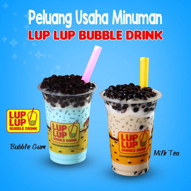 peluang usaha minuman bubble tea drink