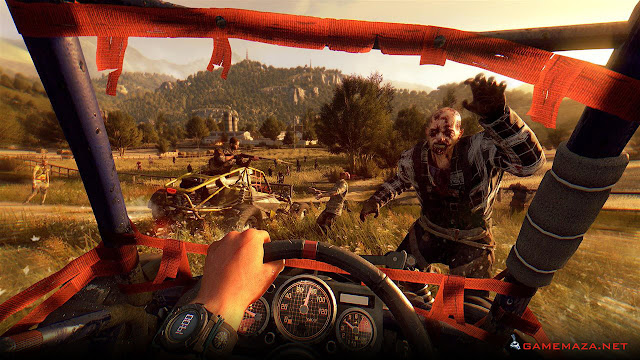 Dying Light The Following Gameplay Screenshot 4