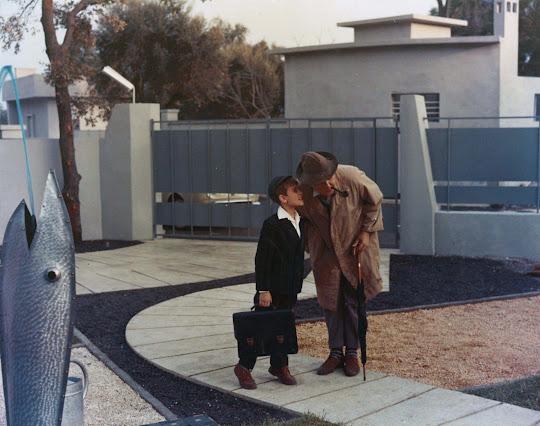 Esculpiendo el tiempo: Mi tío (Mon oncle, 1958) de Jacques Tati.