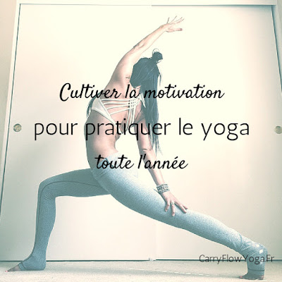 motivation yoga sport bonnes résolutions