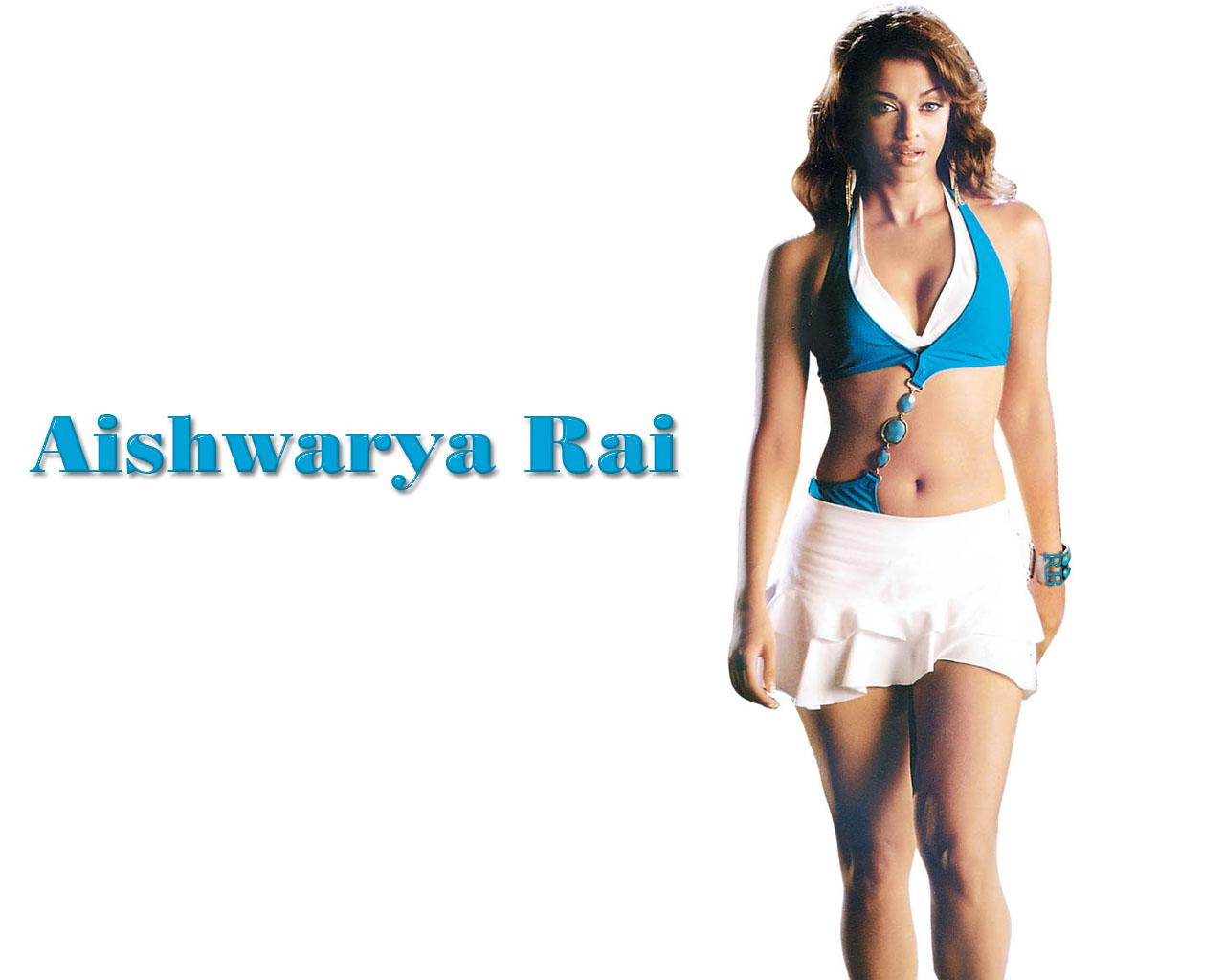 Aishwarya rai bikini video