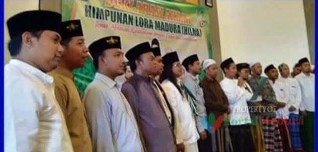 Lora se-Madura Sepakat Dukung Jokowi-KH. Makruf Amin
