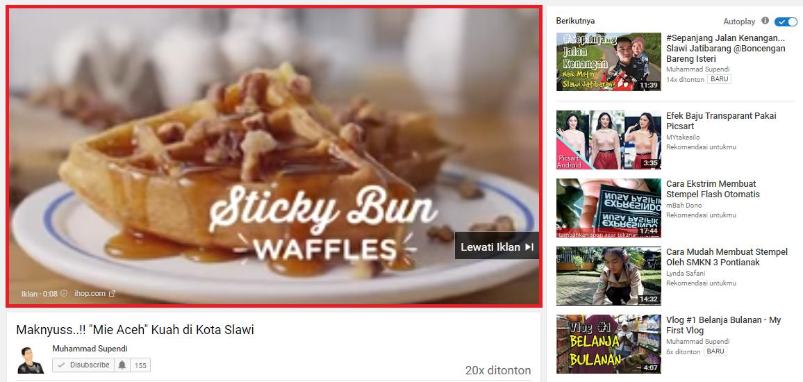 Cara Mendapatkan Uang Dari Youtube Khusus Pemula Banget Tutorial Blogger Adsense Pemula