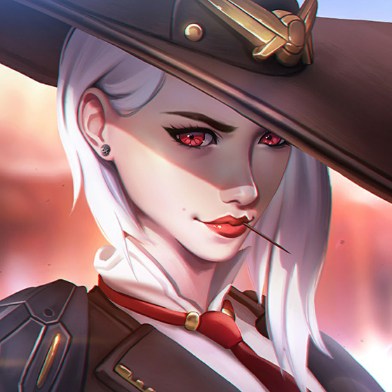 Ashe Overwatch Wallpaper Engine