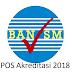 POS Akreditasi 2018 SD MI SMP MTs SMA MA SMK Gratis
