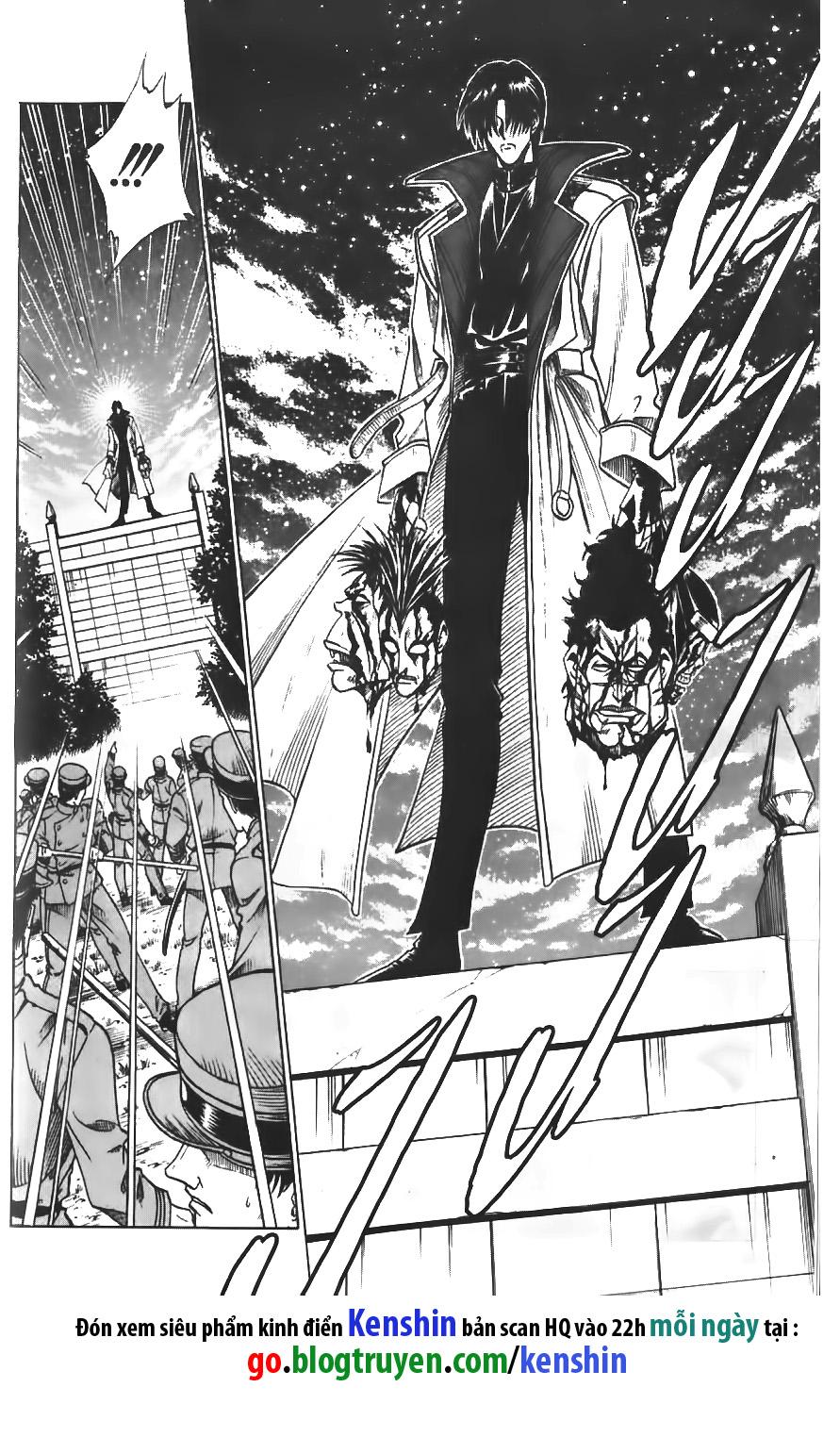 Rurouni Kenshin chap 30 trang 7