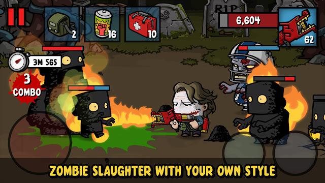 zombie age 3 hile apk indir