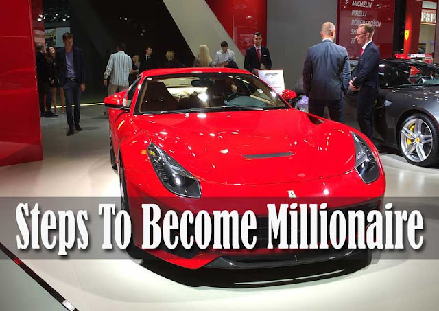10 Steps That Will Make You A Millionaire Before You Turn 30
