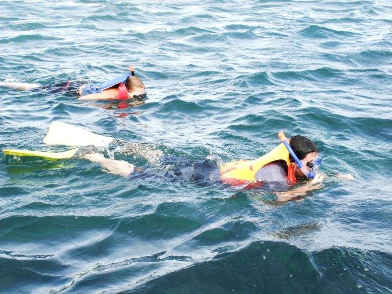 Nusa Dua Tanjung Benoa Beach Water Sports - Bali, Sightseeing