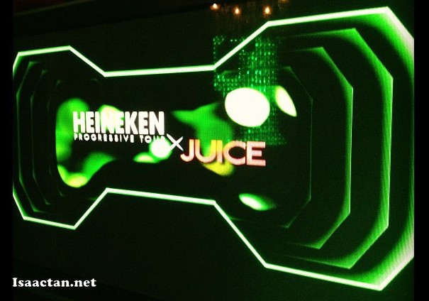Heineken Progressive Tour X Juice Party @ Mansion 32 Penang