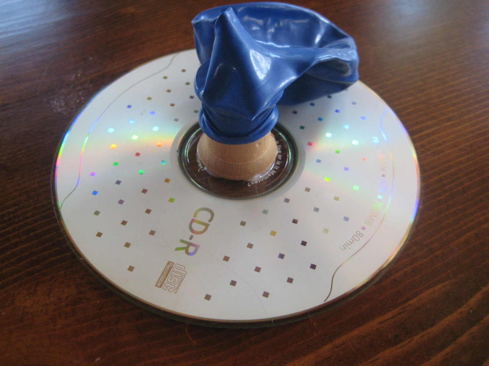 Ms Not So Perfect...: Homemade Hovercraft