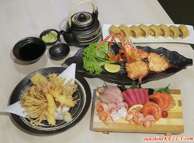 Harumi 23, Best Tokyo Cuisine @ Plaza Arkadia, Desa ParkCity
