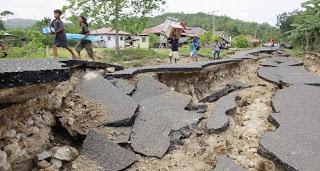 Ini Penyebab Gempa Bumi Terus Terjadi di Indonesia