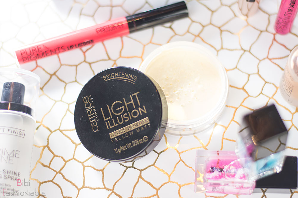 Catrice Light Illusion Loose Powder
