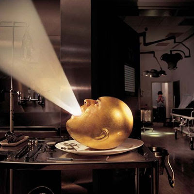 Rest In Peace, Storm Thorgerson: The Mars Volta - De-Loused in the Comatorium