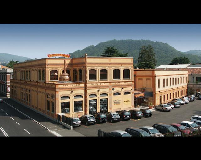 Il Birrificio di Como: produzione di qualità della birra artigianale