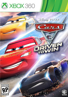 Cars 3 Xbox360 PS3 iso full version free download