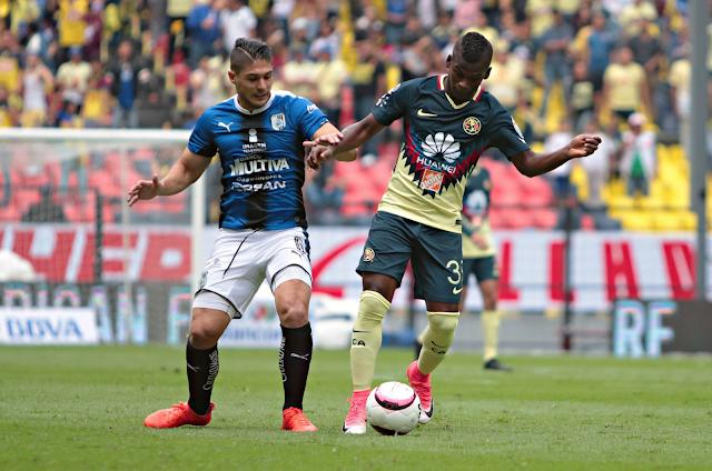 América cayó 1-0 ante Querétaro