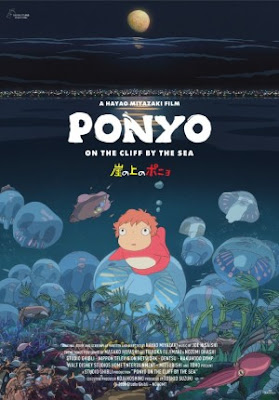Trailer Film Ponyo on the Cliff by the Sea 2017