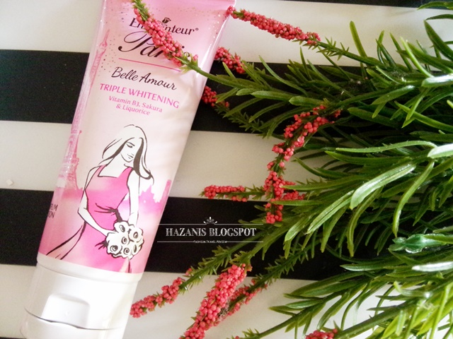 Enchanteur Paris Hand and Body Lotion