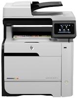 HP LaserJet Pro 400 Color M475dw MFP Driver