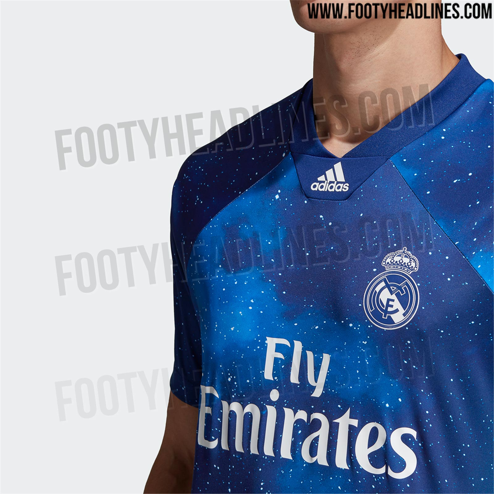 c0451bdeb Exclusive  Outstanding Adidas x EA Sports Real Madrid Kit Leaked ...