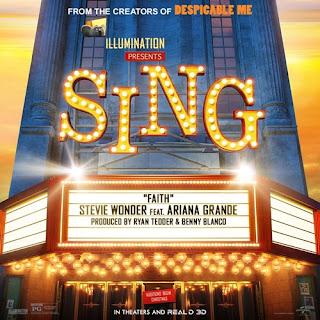 sing soundtracks-stevie wonder-ariana grande-faith