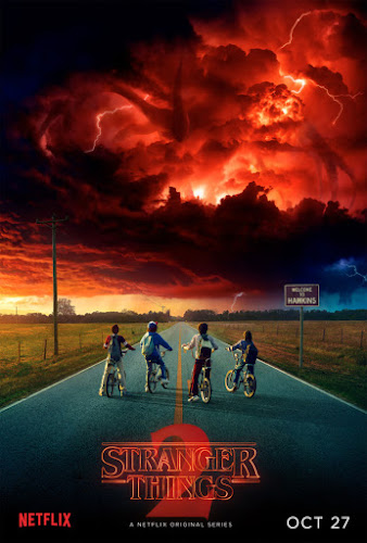 Stranger Things Temporada 2 (Web-DL 720p Dual Latino / Ingles) (2017)