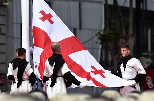 Поздравляю с Днем Независимости Грузии, 100 летием объявления Первой Демократической Республики Грузия!